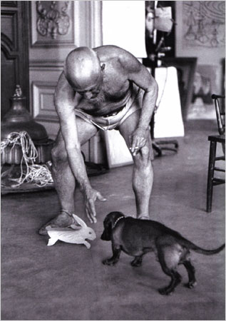 Picasso and Lump: A Dachshund's Odyssey