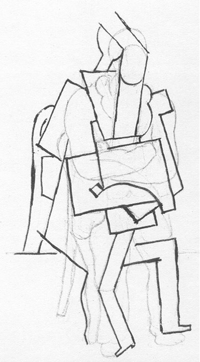 Pablo Picasso Drawings